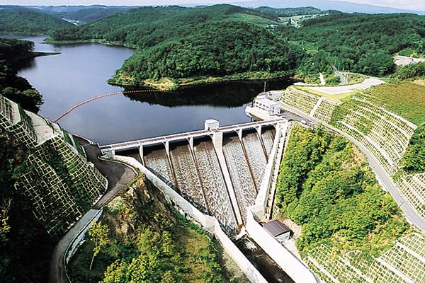 大志田ダム発電所
