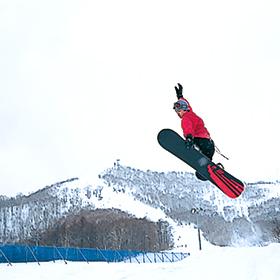 奥中山高原スキー場